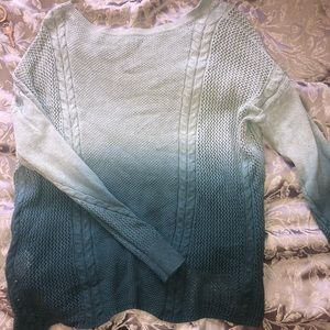 American Eagle Outfitters Sweaters - Ombré AE Sweater